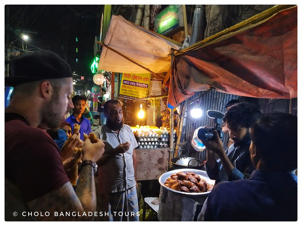 Food Tour Dhaka Bangladesh