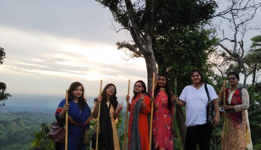 Sajek Valley Group Tour